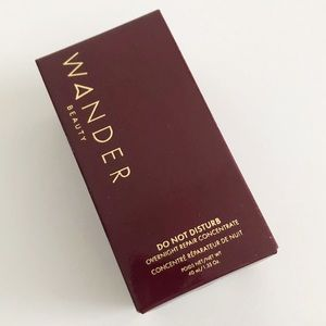 WANDER BEAUTY Do Not Disturb Overnight Repair